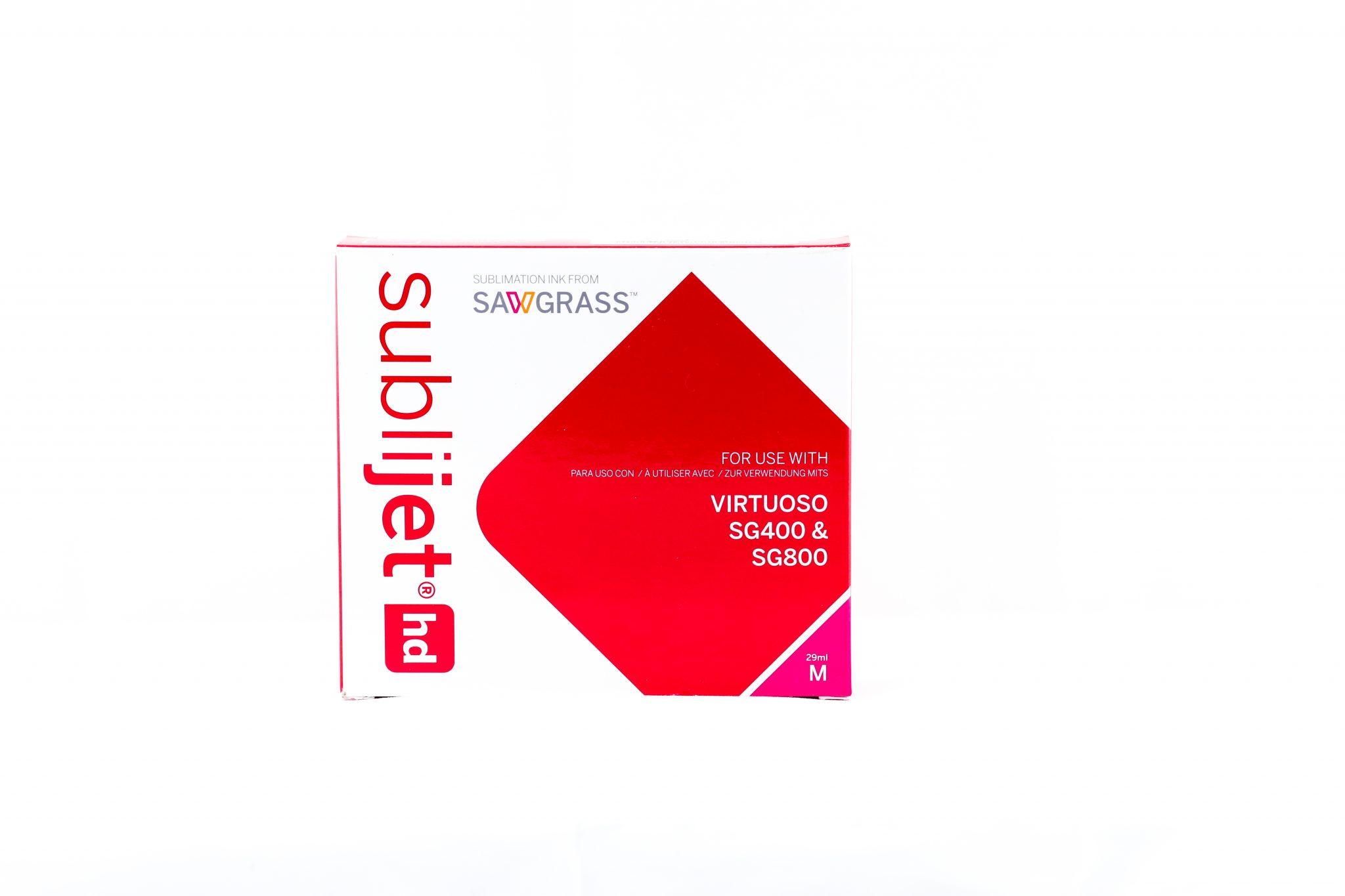 Sawgrass SG 400 Sublijet-HD-Magenta 1