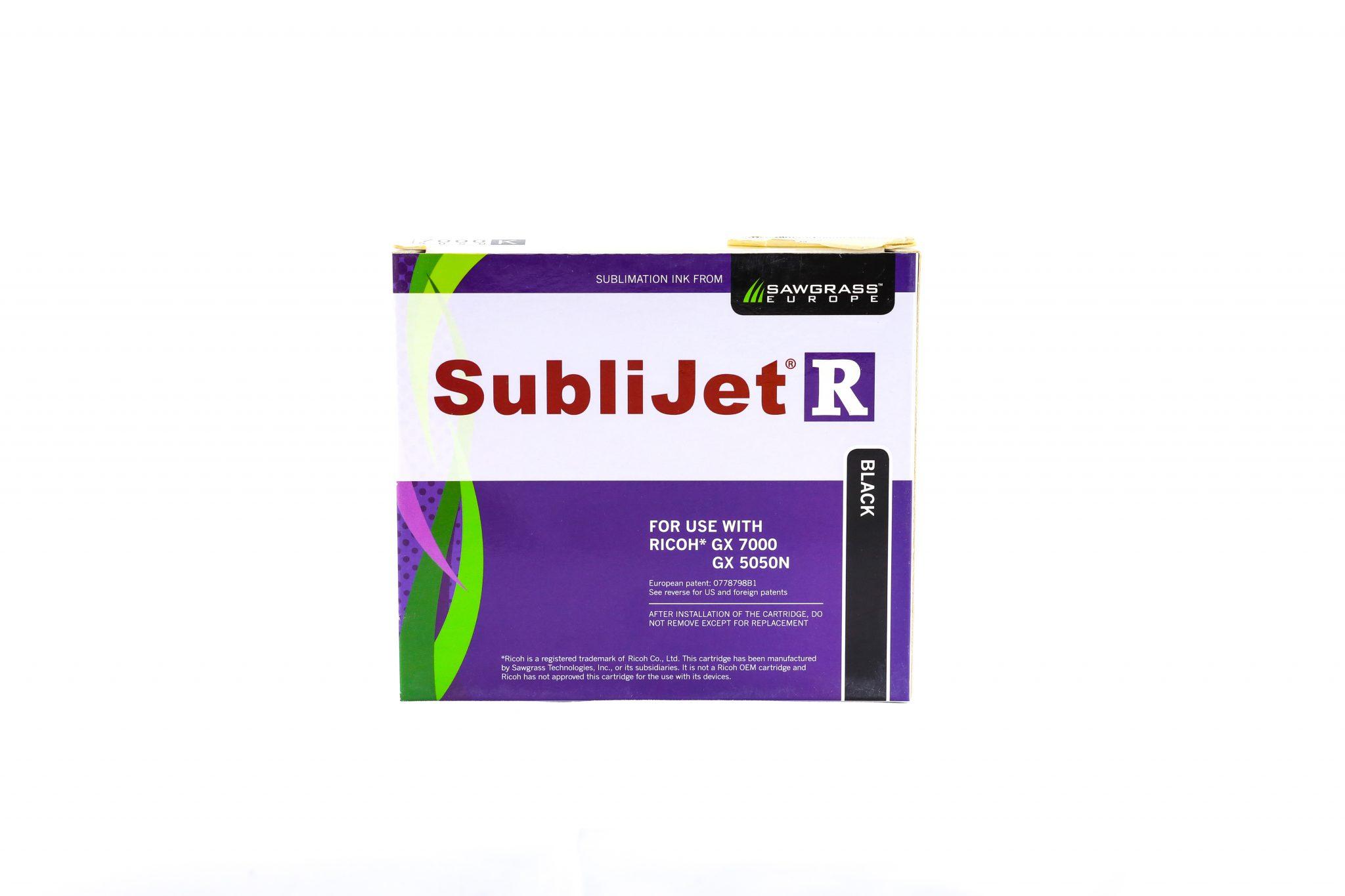 Ricoh Subli-Jet R 7000-Black 1