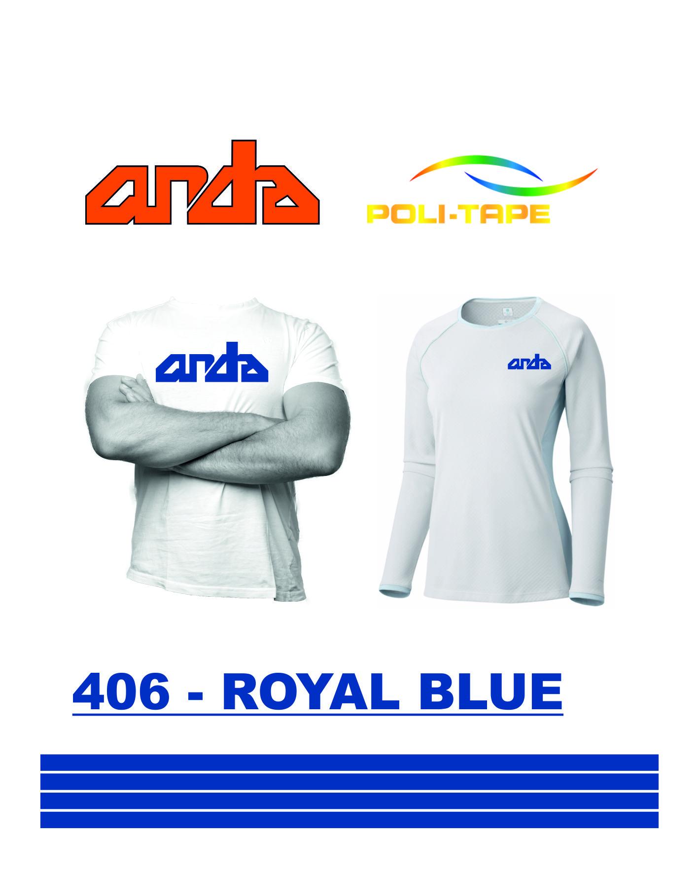 Poli-Flex Premium-Mavi-406 1