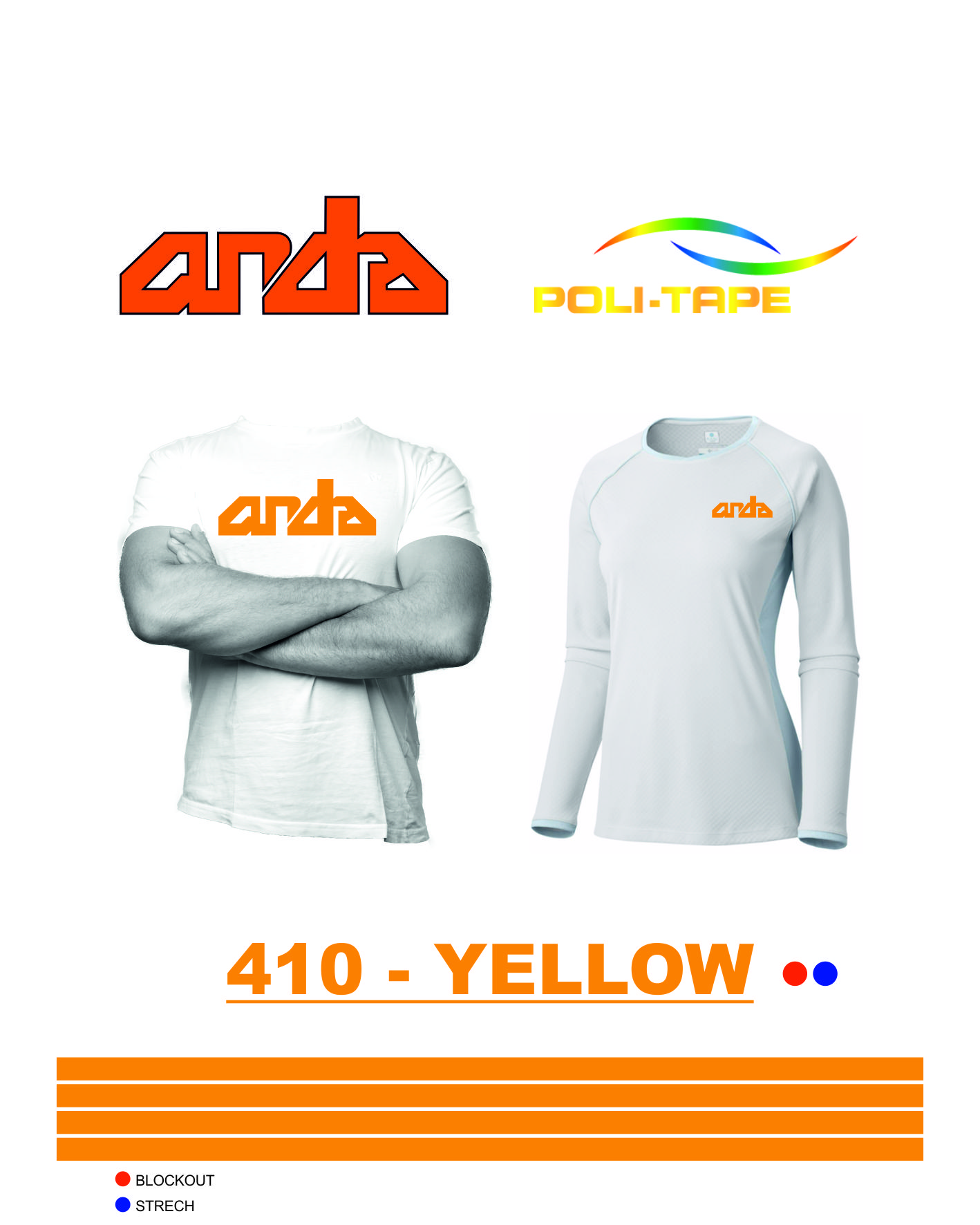 Poli-Flex Premium-Sarı-410 1