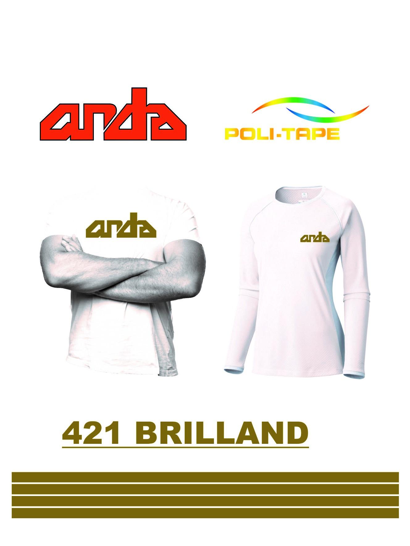 Poli-Flex Premium-Brilland Altın-421 1