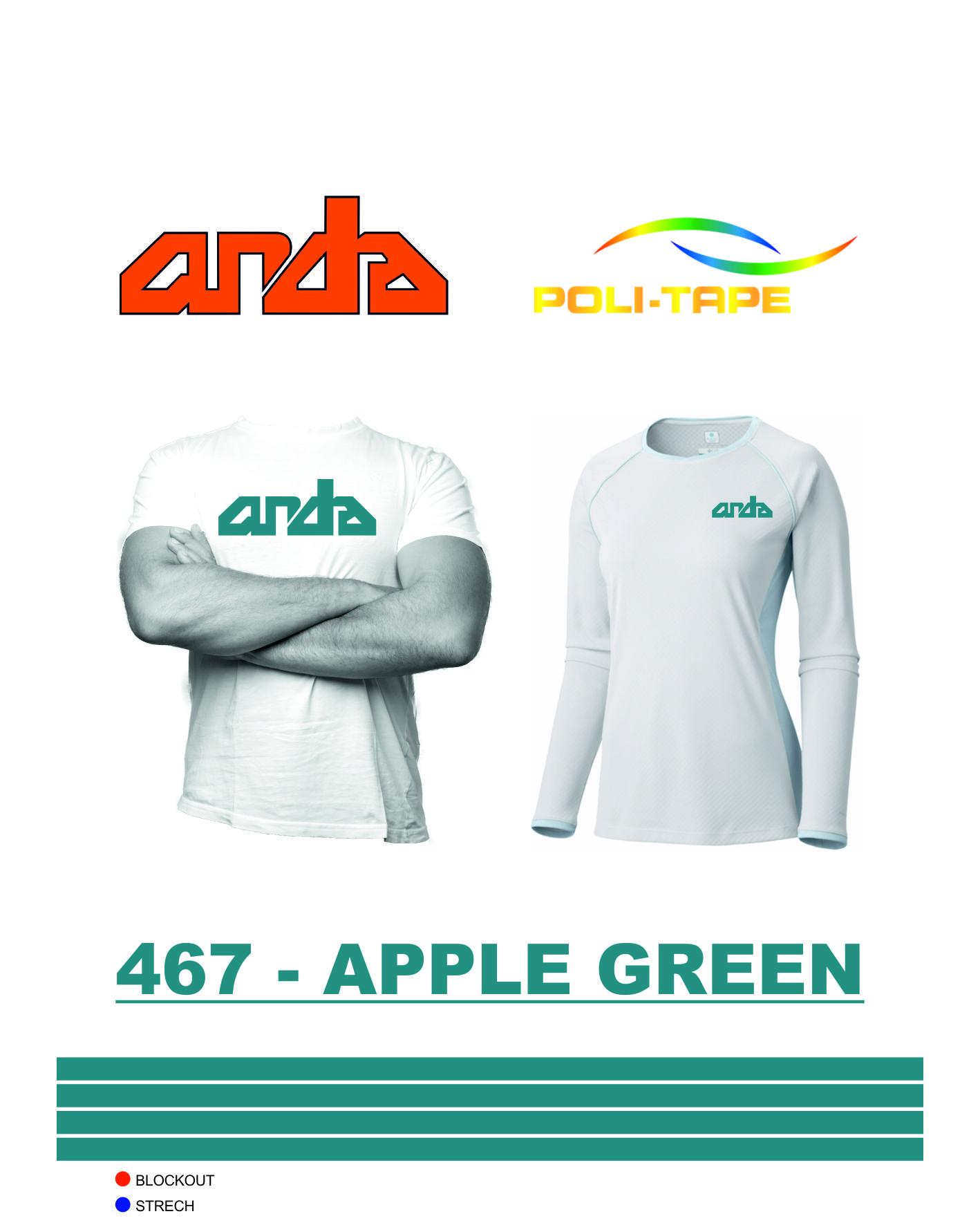 Poli-Flex Premium-Elma Yeşili-467 1