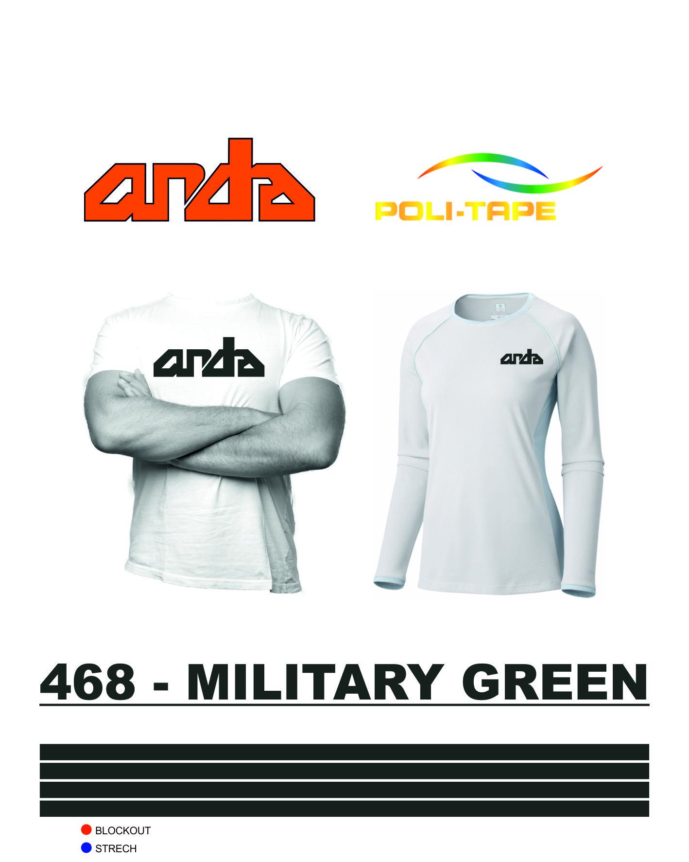 Poli-Flex Premium-Military Green-469 1