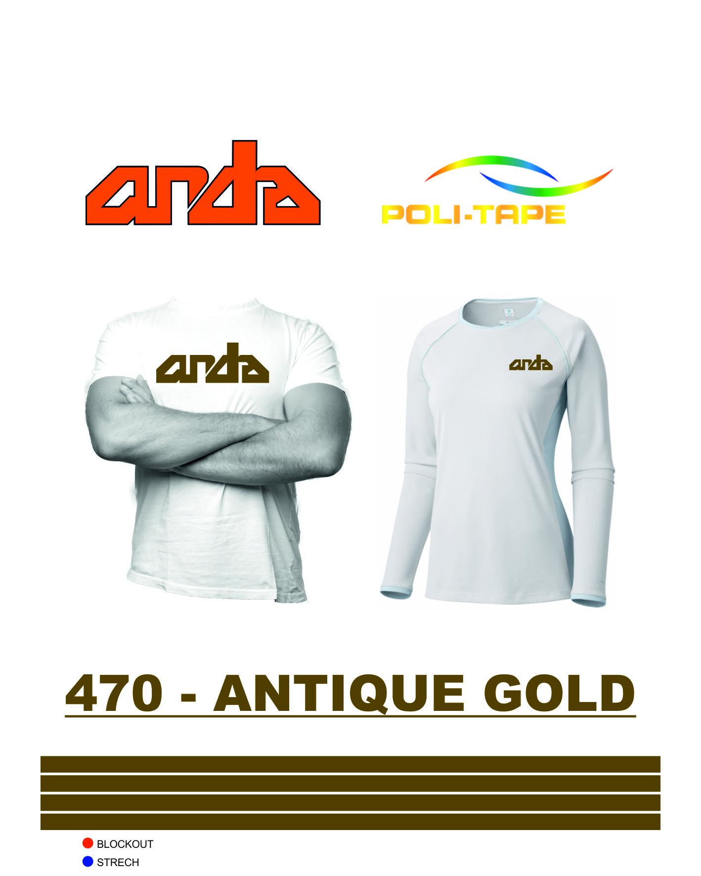 Poli-Flex Premium-Antik Altın-470 1