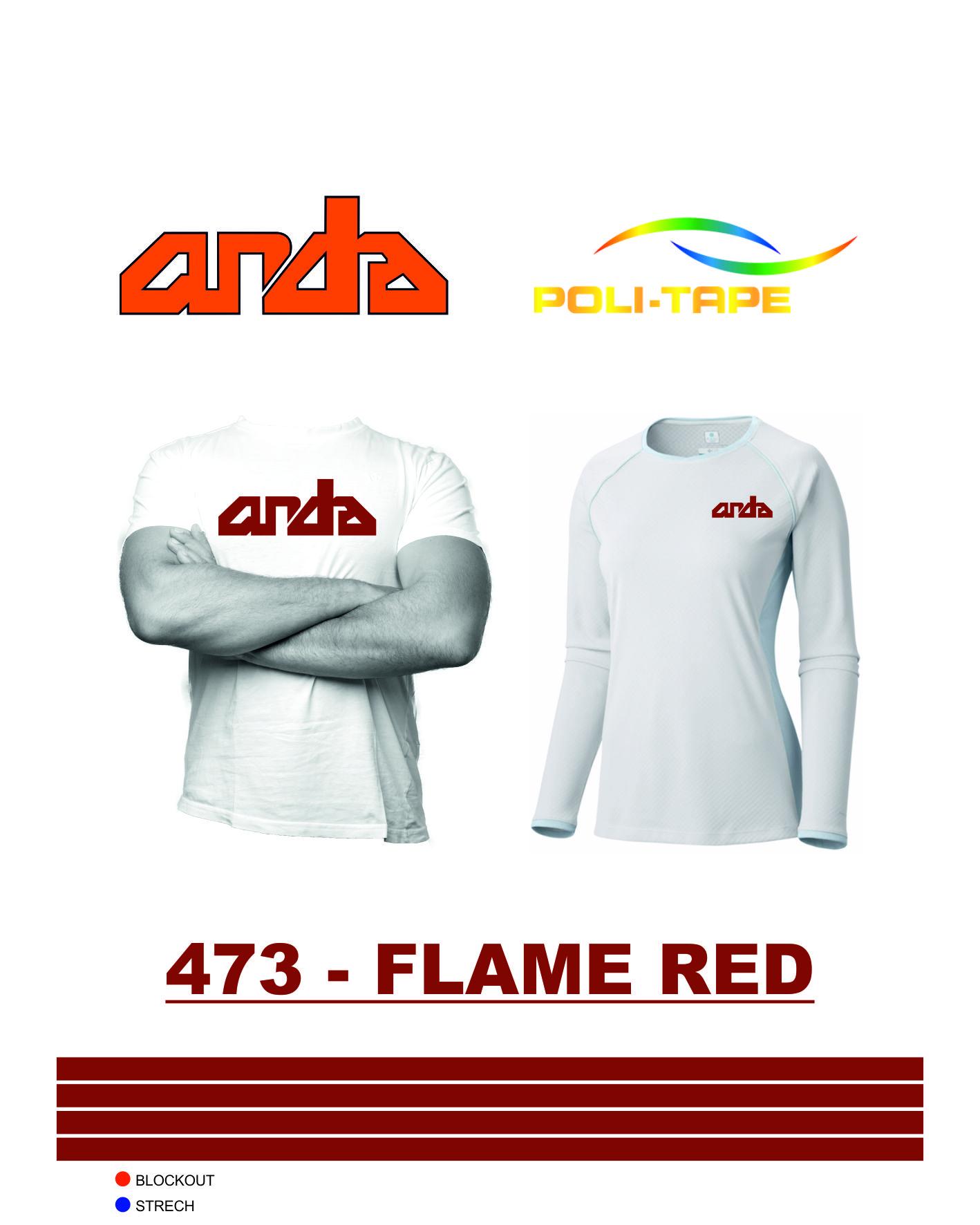 Poli-Flex Premium-Alev Kırmızı-473 1