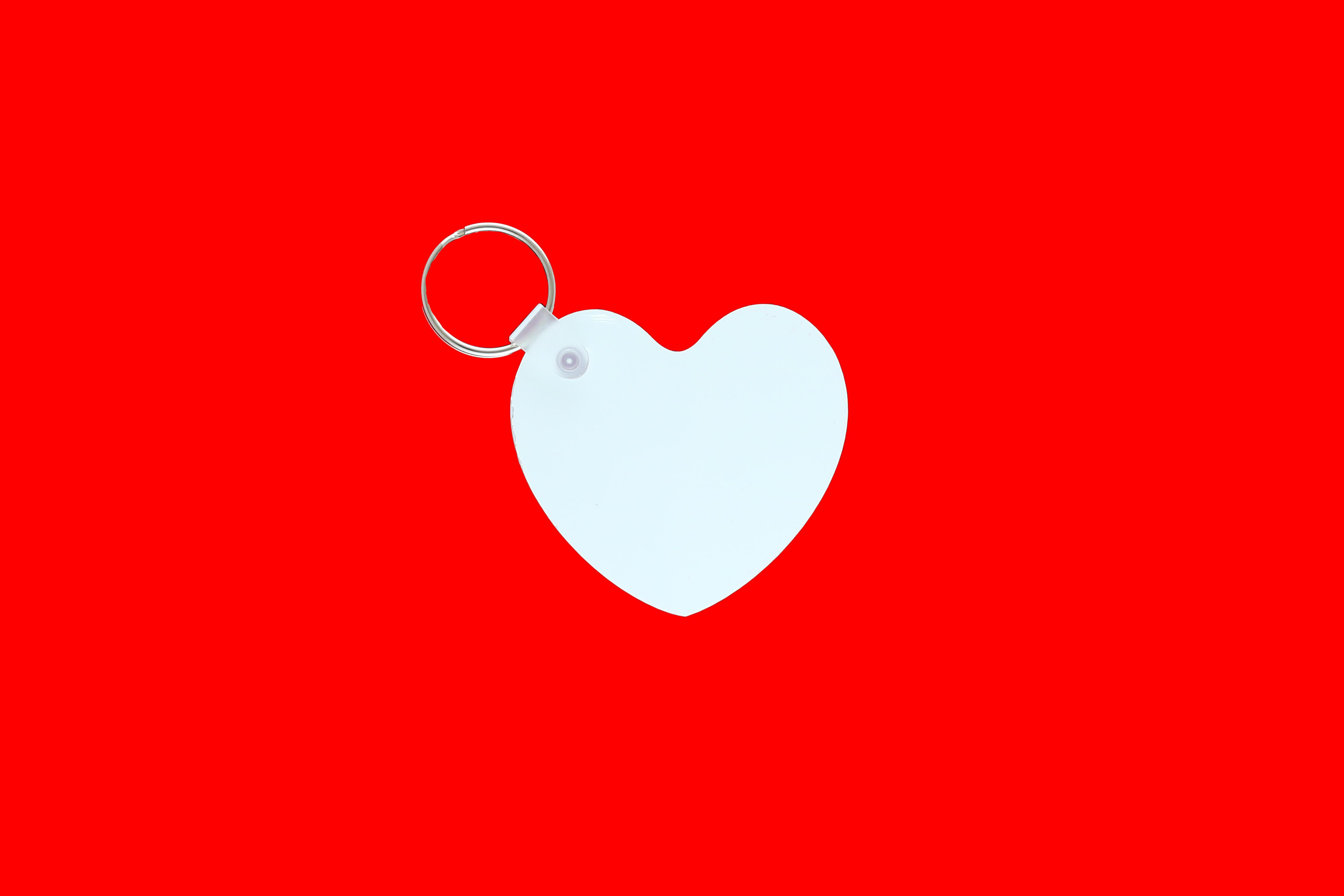 FRP Kalp Anahtarlık 1