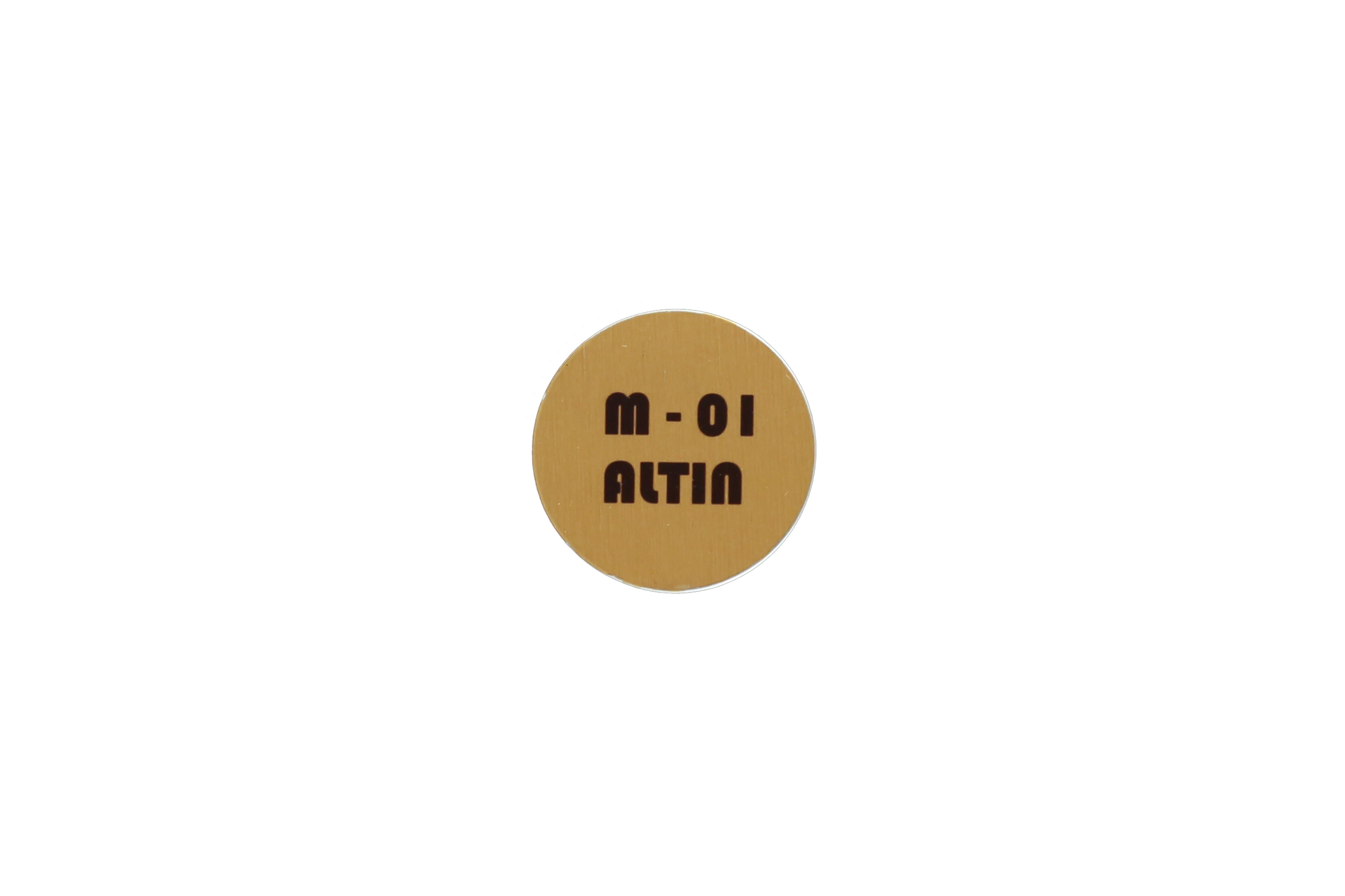 Altın Metal Göbek-2,5cm 1