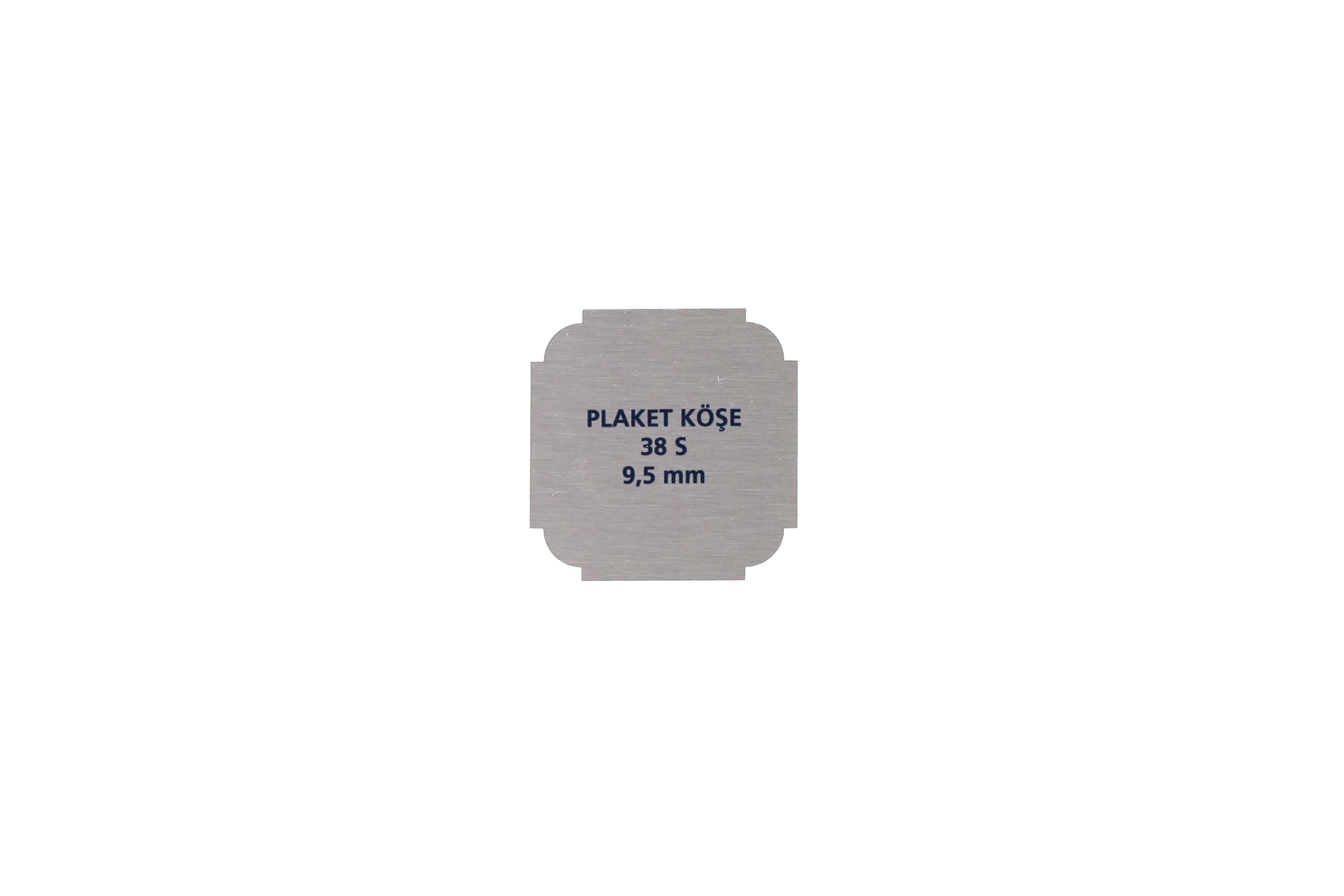 Metal Köşe Kesme Aparatı-Plaket Köşe 1