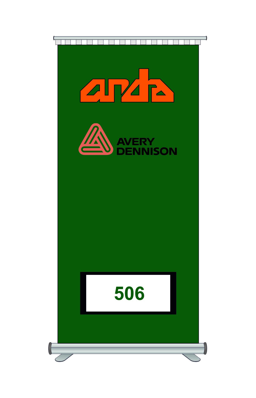 Avery Dennison 506 Kesim Folyosu-Gloss Cactus Green 1