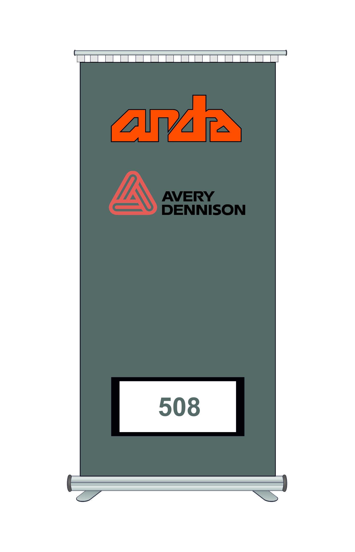 Avery Dennison 508 Kesim Folyosu-Matt Grey 1