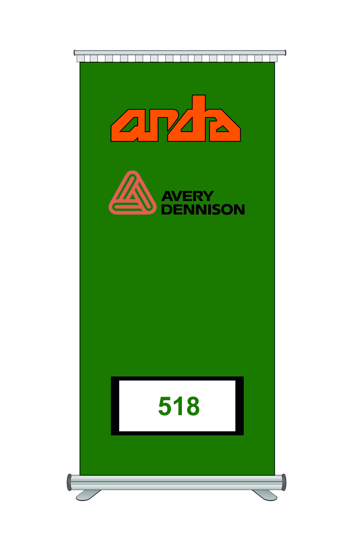 Avery Dennison 518 Kesim Folyosu-Matt Grass Green 1