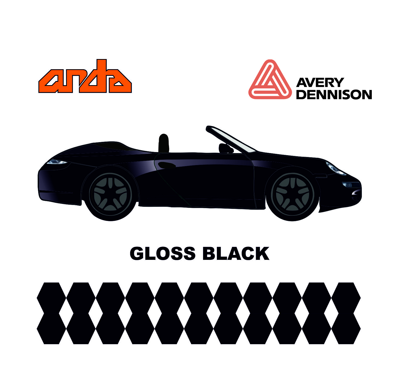 Avery Dennison-SWF Gloss Black 1