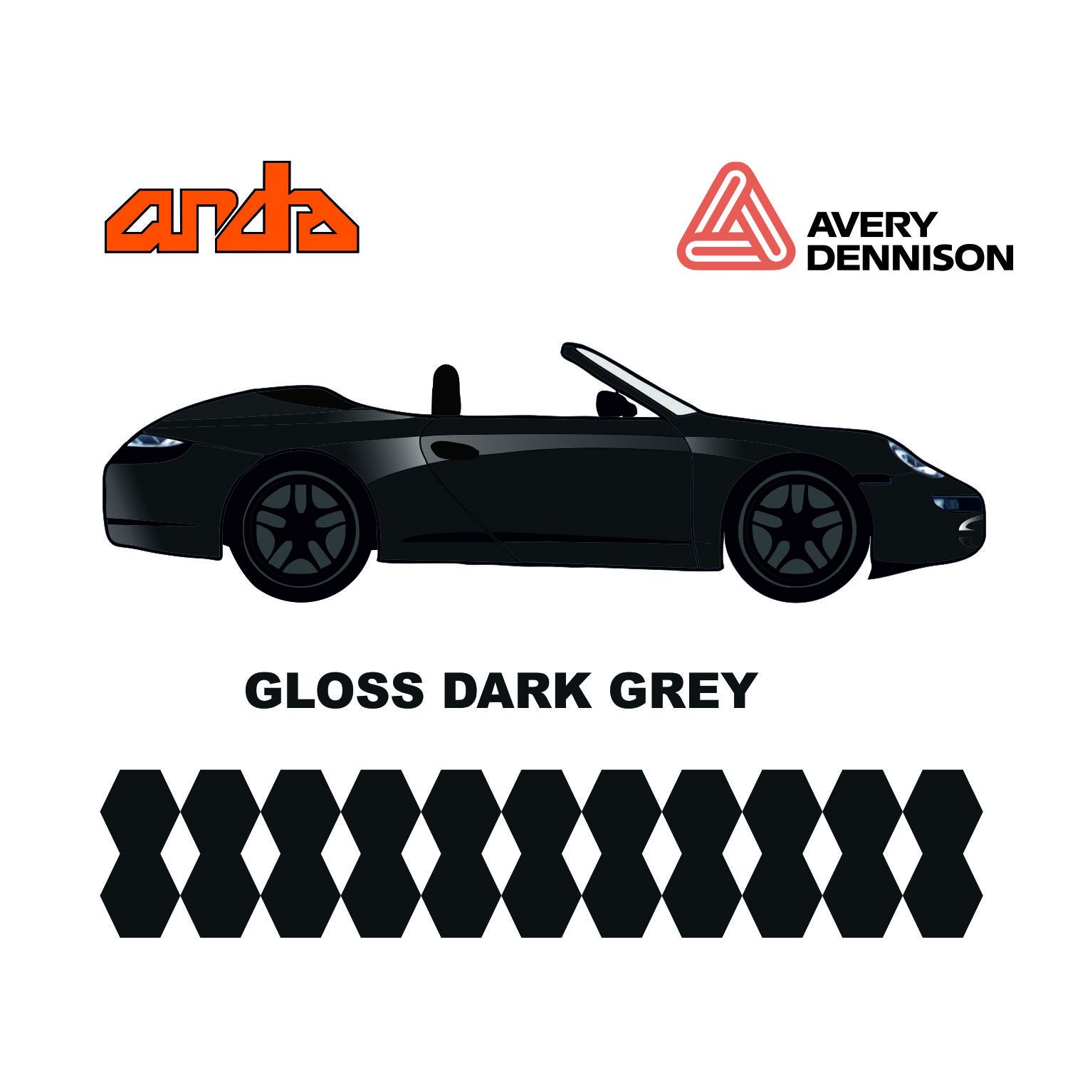 Avery Dennison-SWF Gloss Dark Grey 1