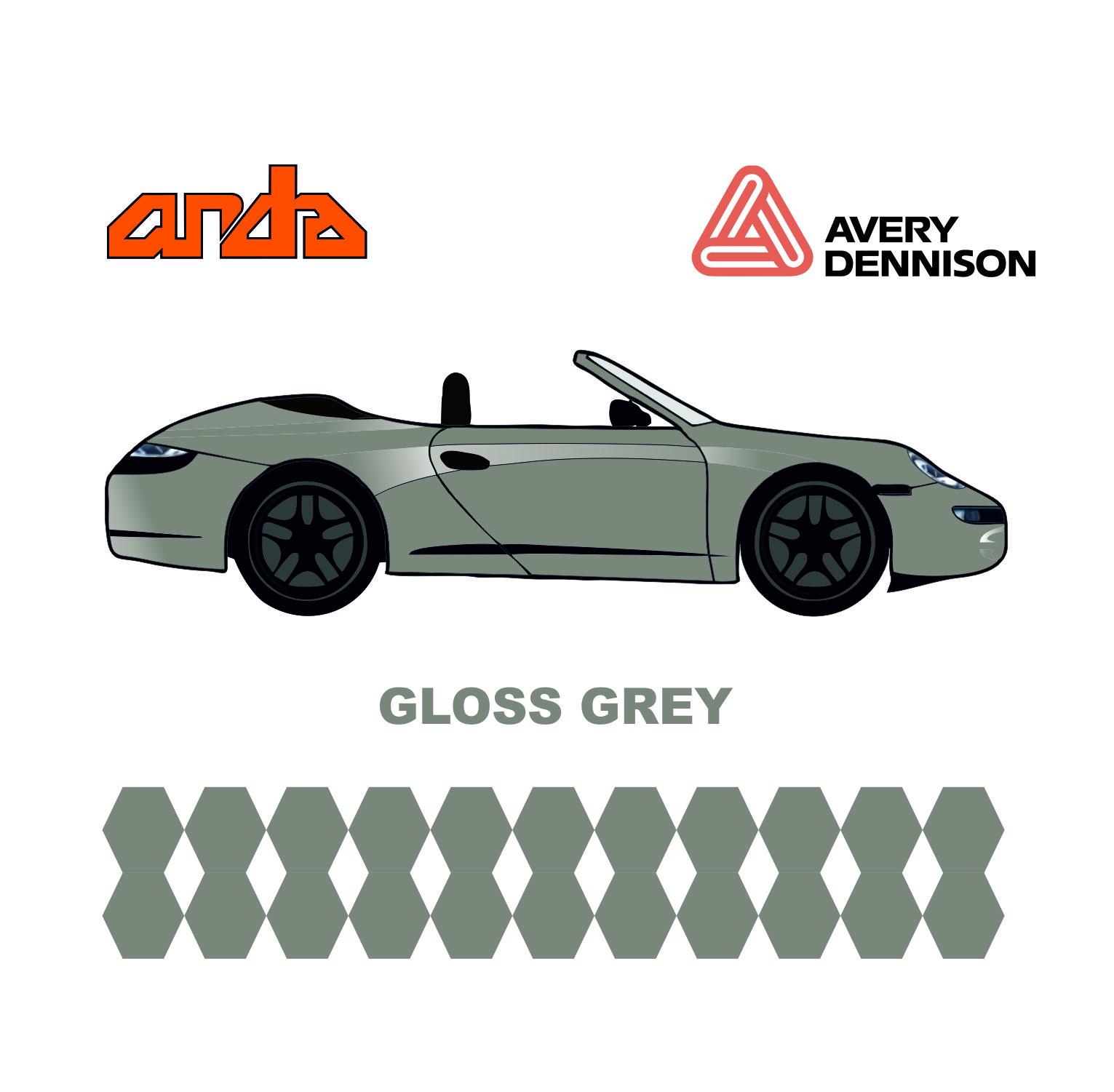 Avery Dennison-SWF Gloss Grey 1