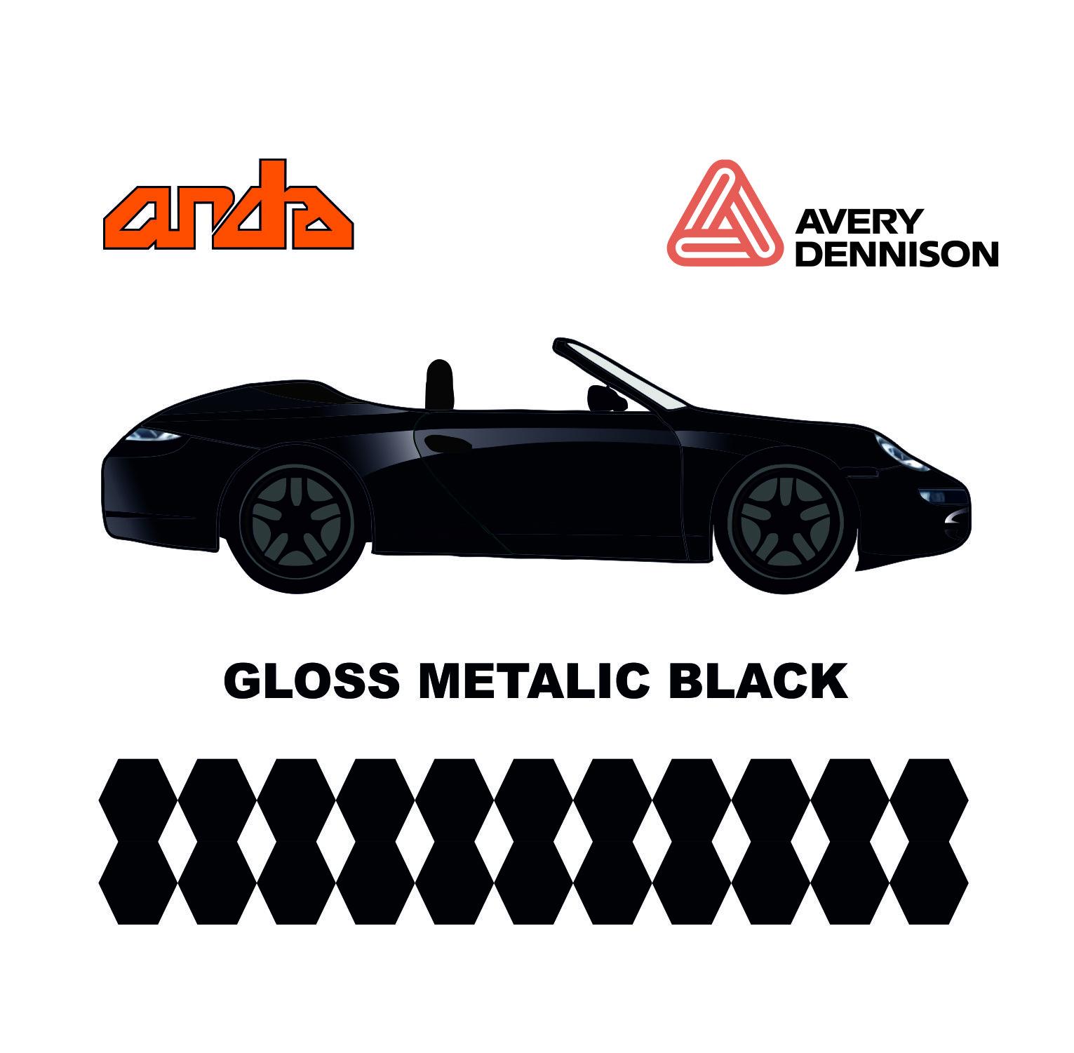 Avery Dennison-SWF Gloss Metallic Black 1
