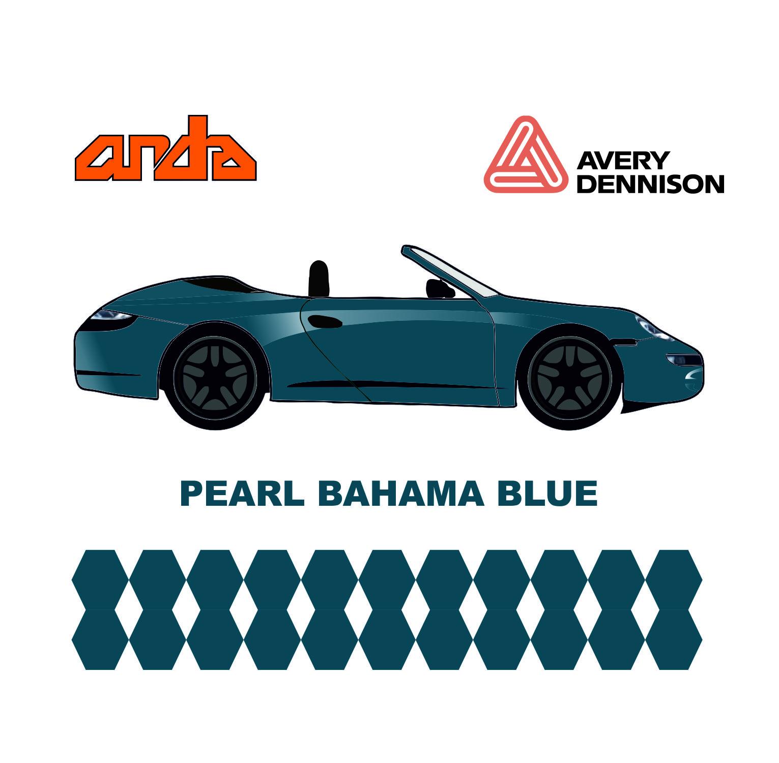 Avery Dennison-SWF Pearl Bahama Blue 1