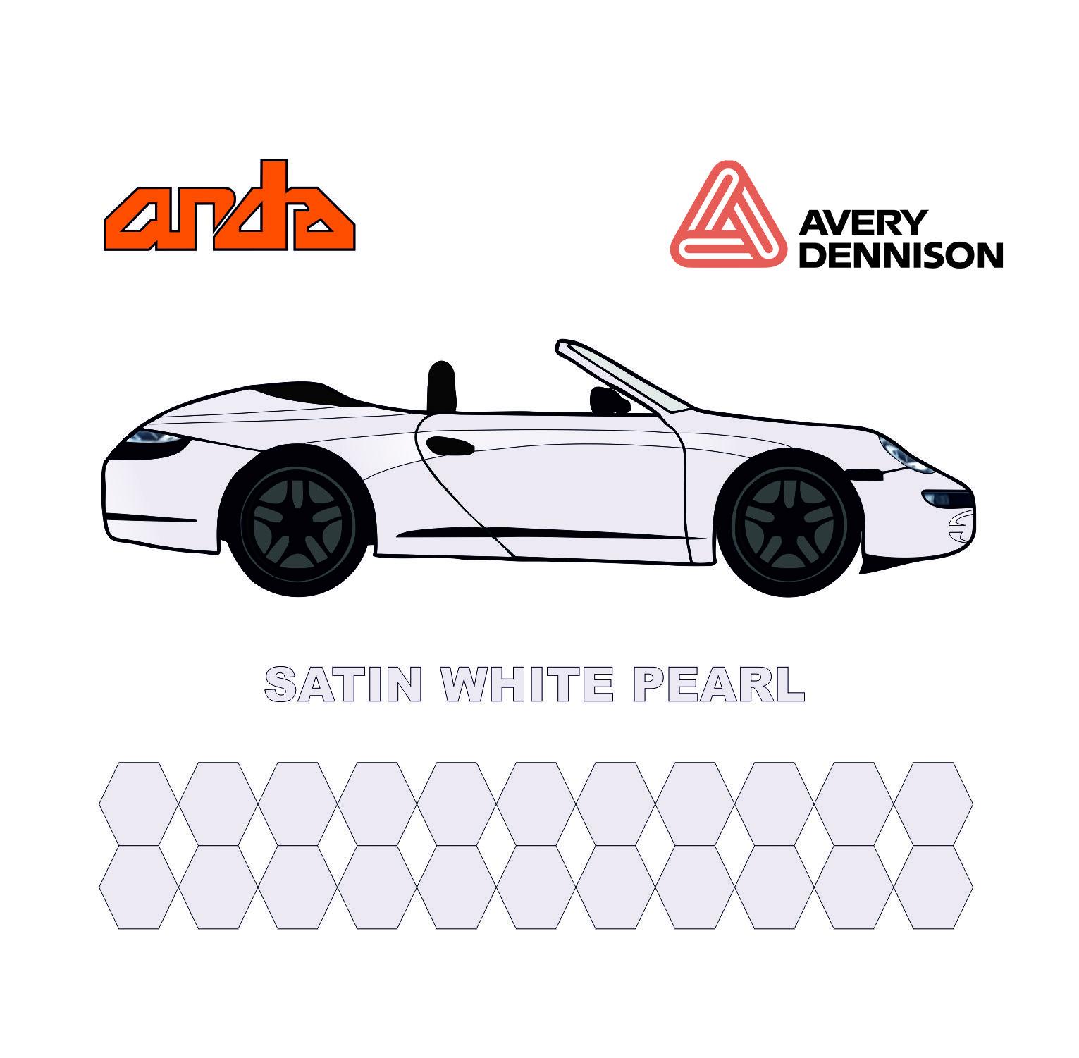 Avery Dennison-SWF Satin Pearl White 1