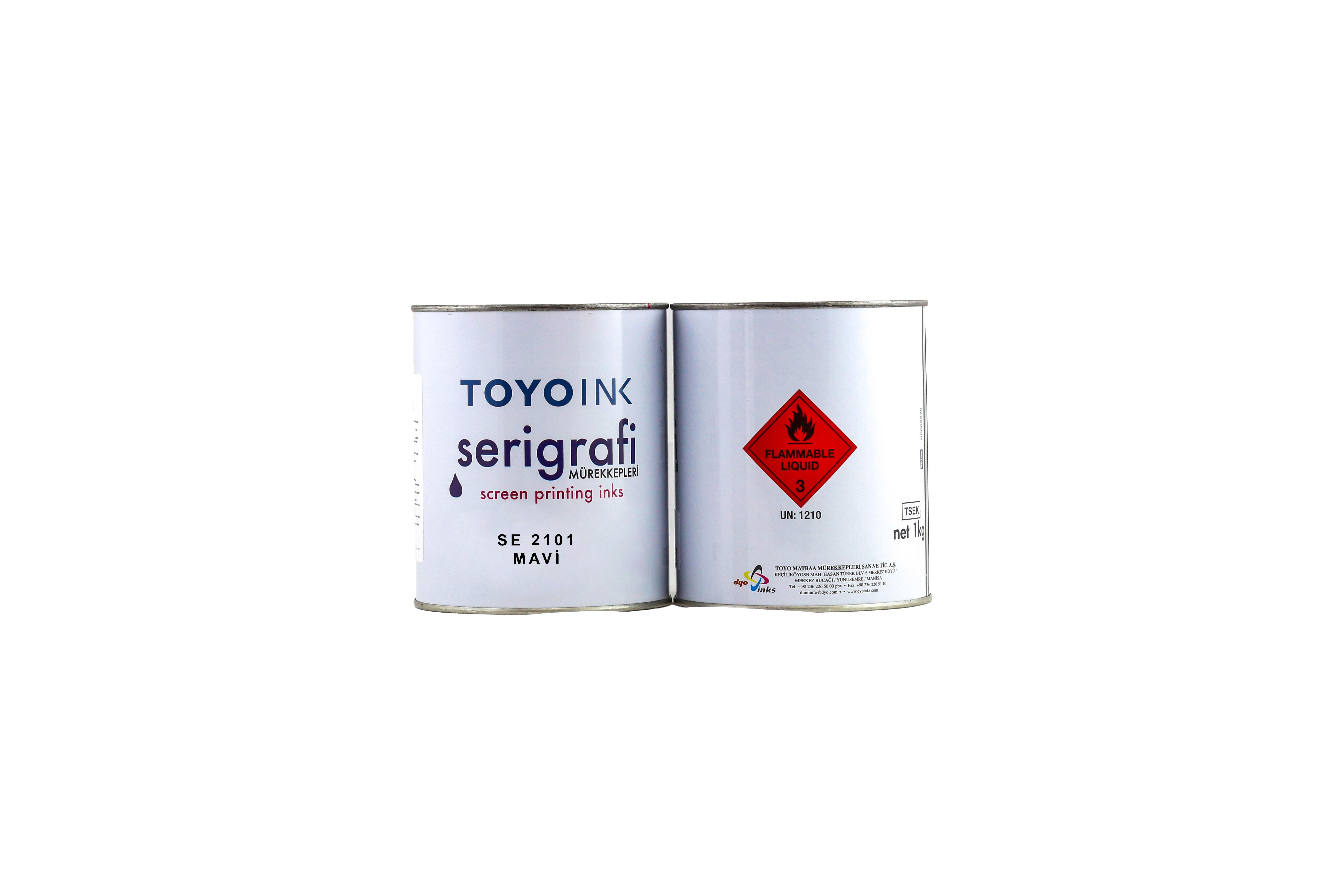 Toyo Ink- SE 2101 Mavi 1