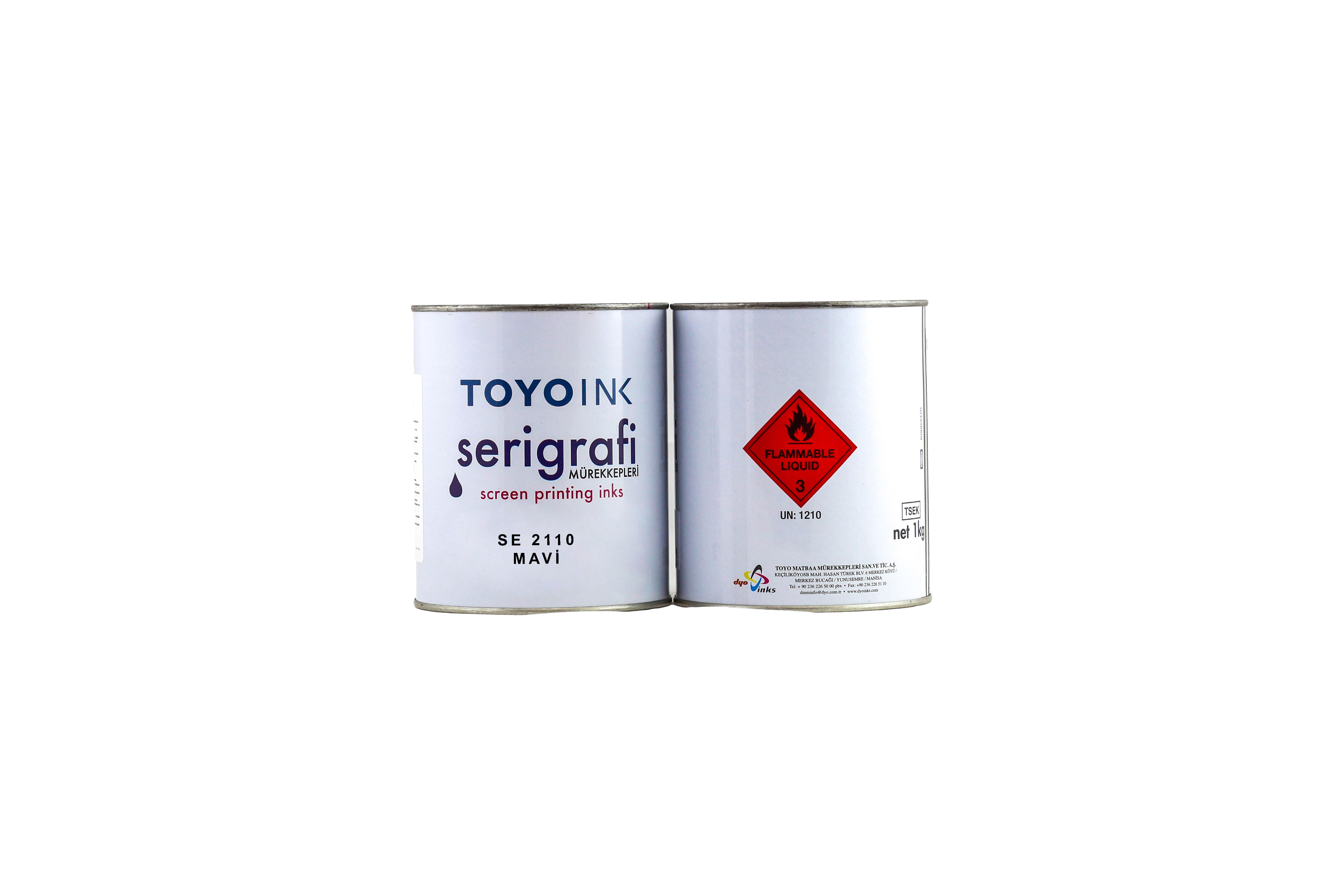 Toyo Ink - SE 2110 Mavi 1