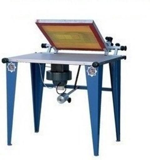 Serigrafi Manuel Baskı Makinası 1