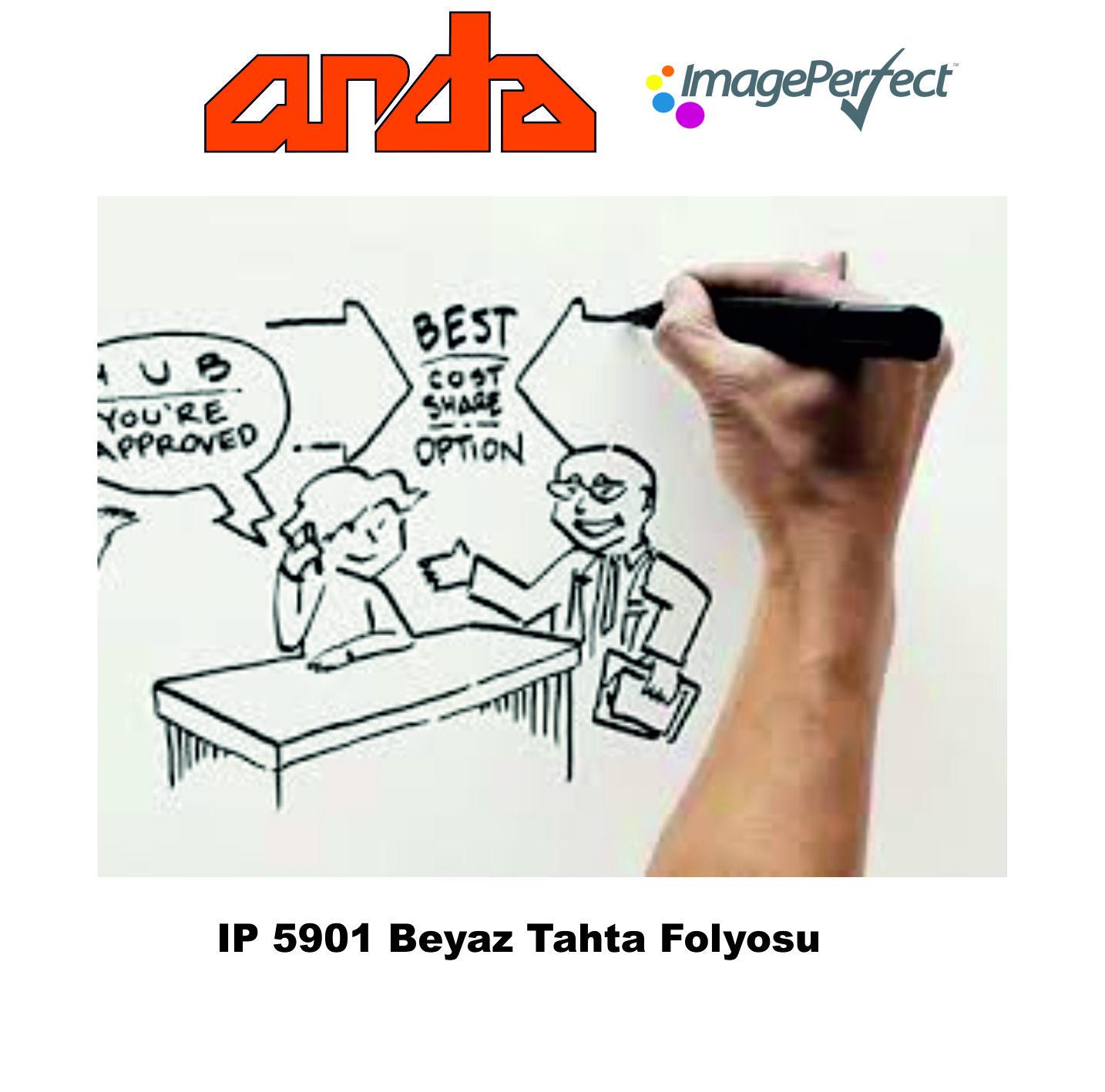 ImagePerfect -IP 5901- Beyaz Tahta Folyosu 1
