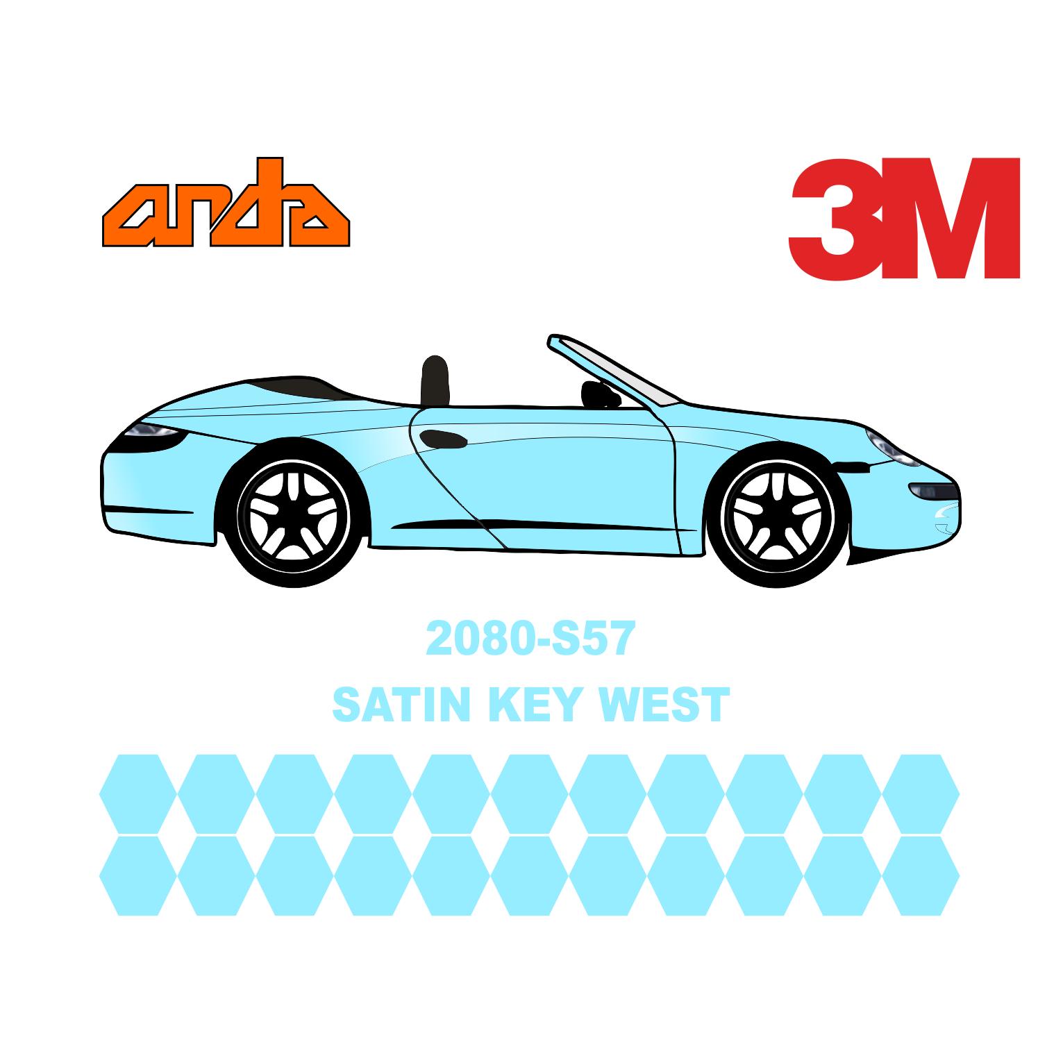 3M 2080-S57 Key West 1