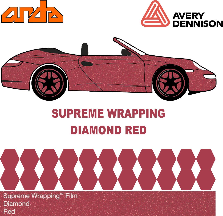 Avery Dennison- SWF Diamond Red 1