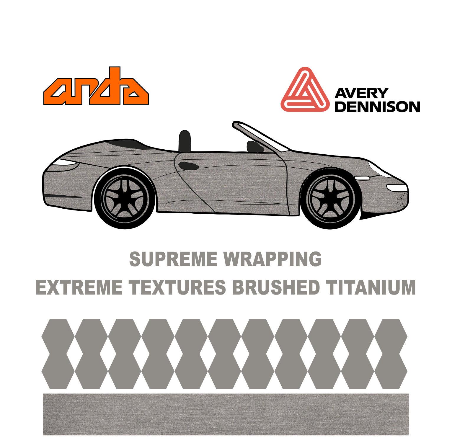 Avery Dennison- SWF Extreme Textures Titanium 1
